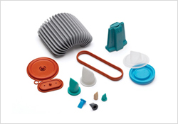 Organic Molded, Insert Molded and Over Molded Components