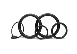 Internally Lubricated, USP Class VI and USP <87> Compliant O-ring Material E1244-70