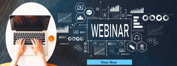 Sign up to watch the Parker webinars from our application experts.