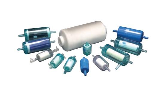 disposable filter units for ventilators