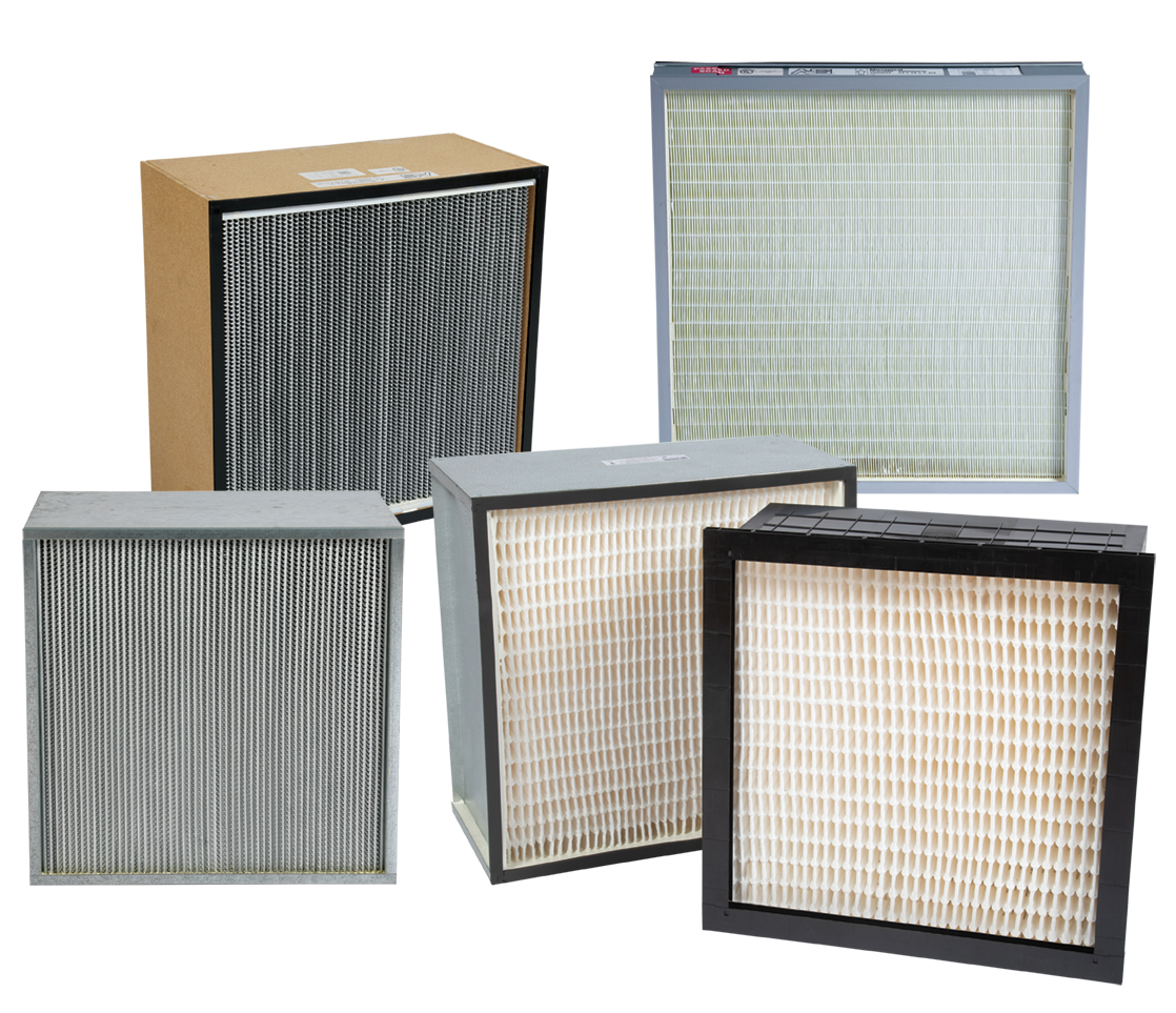 High Efficiency Particulate Air Filters