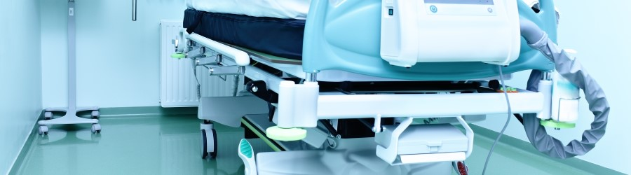 COVID-19: Components for hospital beds
