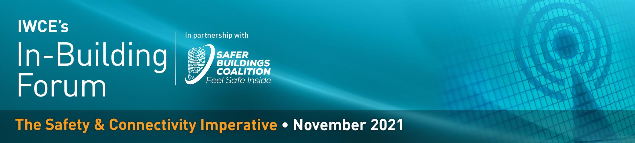 IWCE's In-Building Forum Updates