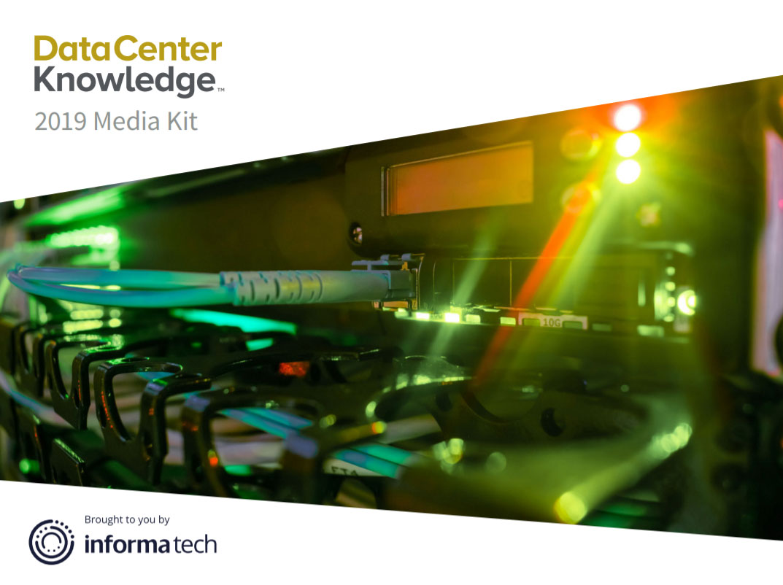 DataCenter Knowledge 2019 Media Kit