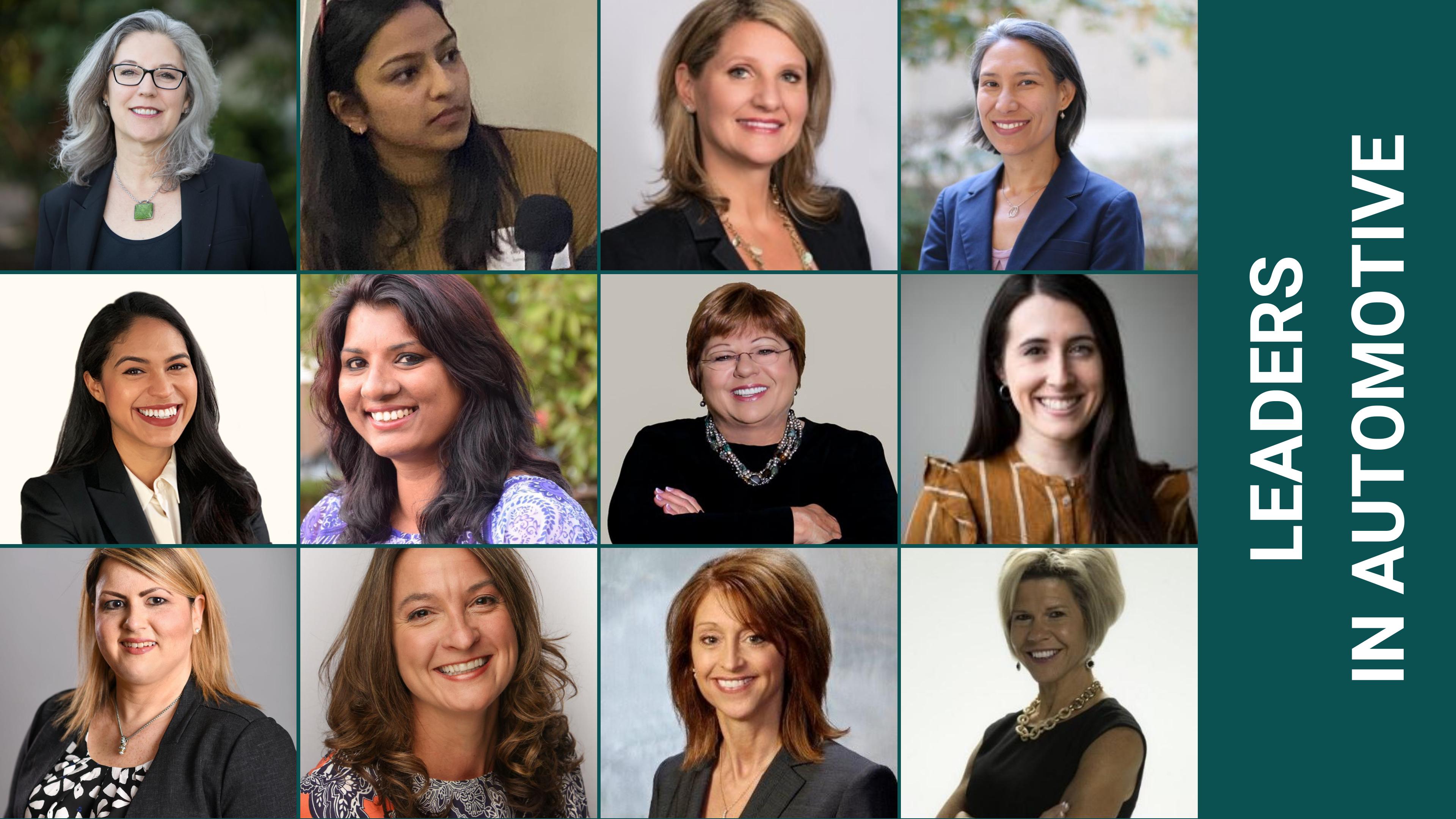 Meet the Women Leads of Automotive