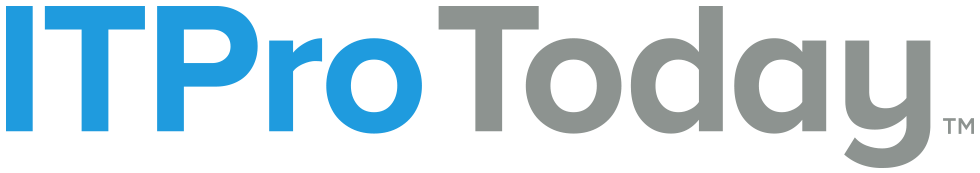 ITProToday Logo