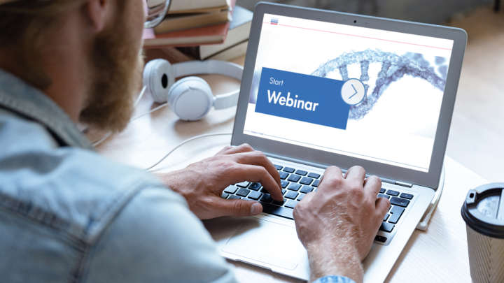 Sign up for our next webinar