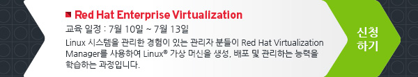 Redhat Enterprise Virtualization