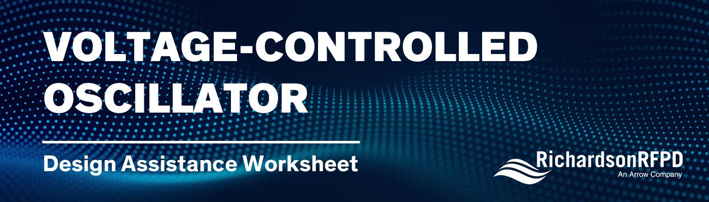 VCO Design Worksheet