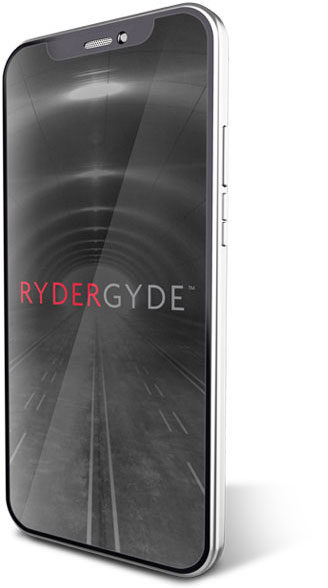 RyderGyde Phone Display