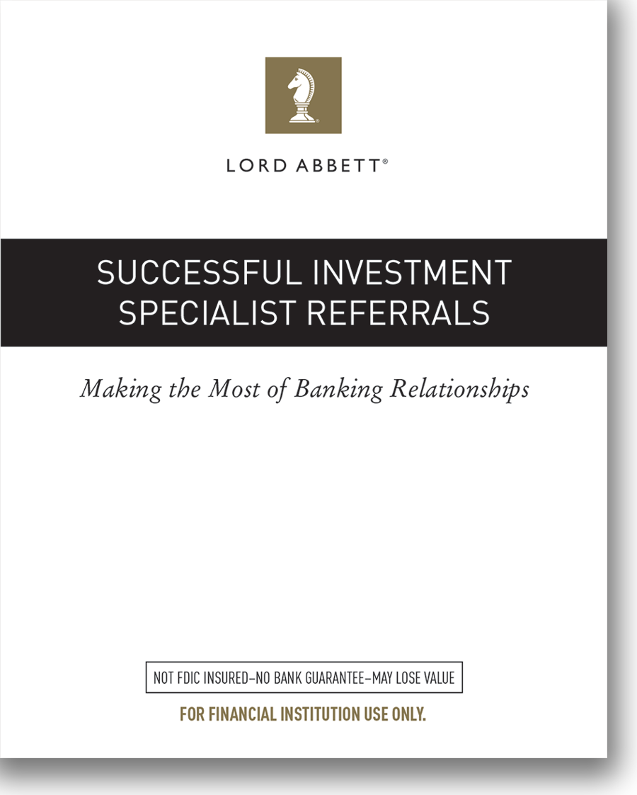Successful Investment Specialist Referrals