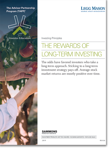 The Rewards of Long-Term Investing