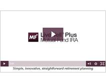 LiveWell Plus Mutual Fund IRA video