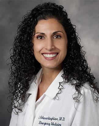 Dr. Laleh Gharahbaghian