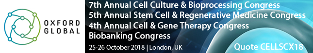 Register for Cell Series Congress 2018