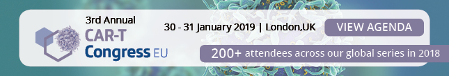 Register for CAR-T Congress EU 2019!