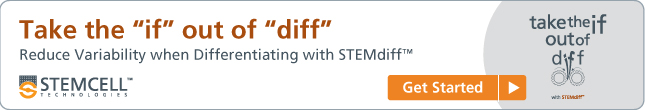 "Take the ""if"" out of ""diff"" - reduce variability when differentiating with STEMdiff™"