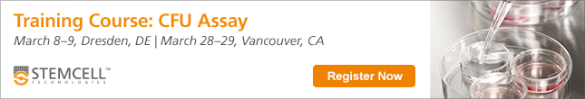 Attend our Course: Learn to Standardize the CFU Assay for Cord Blood and Bone Marrow Samples