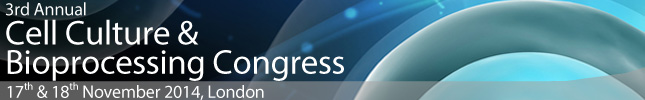 3rd Annual Cell Culture & Bioprocessing Congress