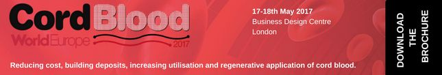 Register for Cord World Blood Europe 2017