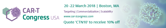Register for CAR-T Congress USA 2018