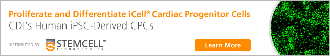 Proliferate and Differentiate iCell® Cardiac Progenitor Cells - CDI's Human iPSC-Derived CPCs