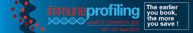 Register for Immune Profiling Congress 2017
