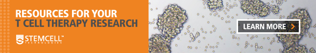 Resources for Your T Cell Therapy Research