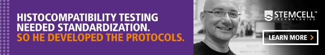 Histocompatibility testing needed standardization. So he developed the protocols. Read Robert Liwski's profile.