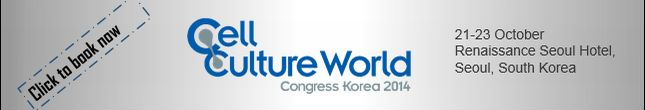 Cell Culture World Congress Asia 2014