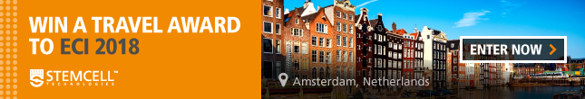 Going to ECI 2018 in Amsterdam? Enter to win a travel award!