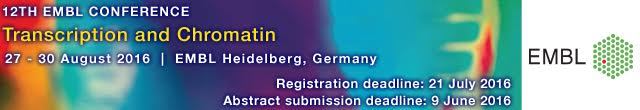 Register for Transcription and Chromatin!