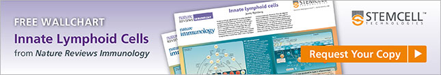 Request Your Free Wallchart: Innate Lymphoid Cells