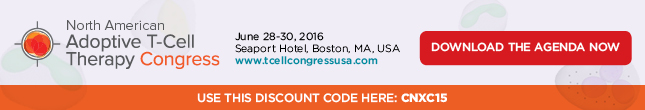 Register for the North American Adoptive T Cell Therapy Congress