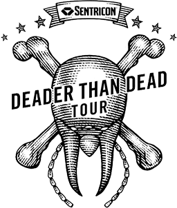Sentricon Deader than Dead Tour