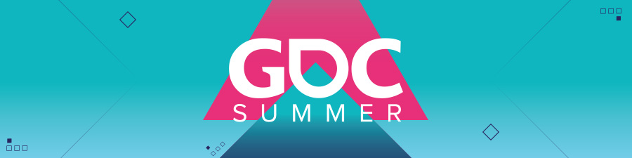 GDC Summer 2020 | San Francisco, CA