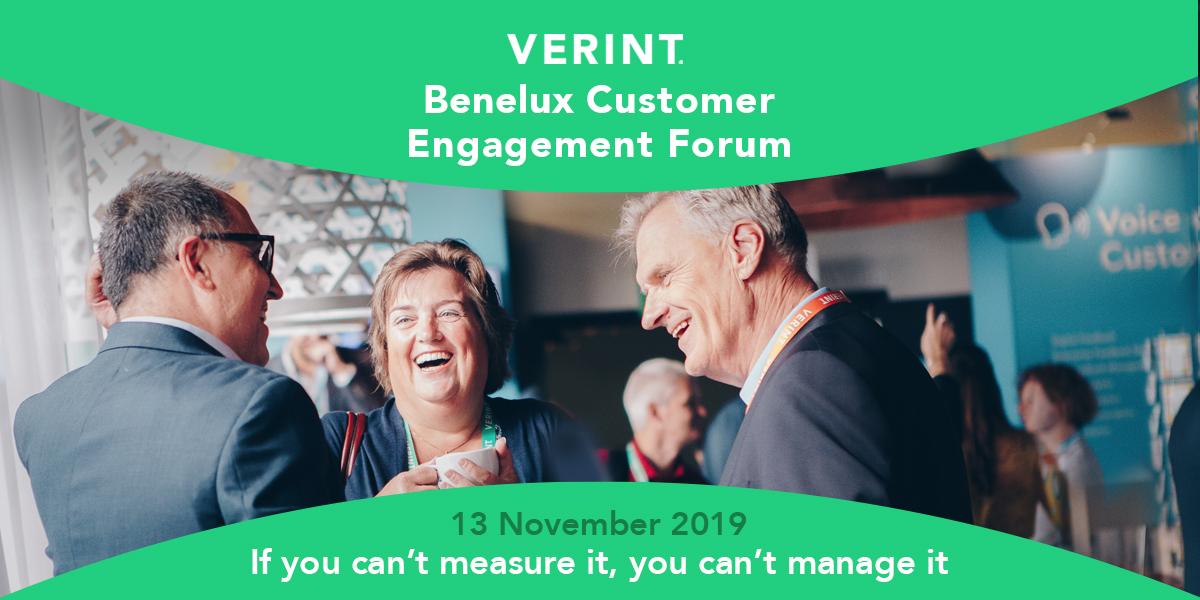 Customer Engagement Forum