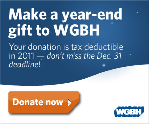 Make a year-end gift to WGBH