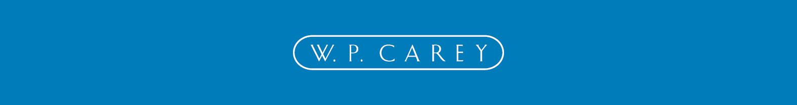 W. P. Carey Vendor Diversity Survey Banner