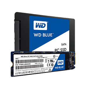 WD Blue SSD - Superior Performance for High-End Computing