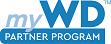 myWD Logo