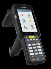 Ręczny czytnik RFID z serii MC3300xR