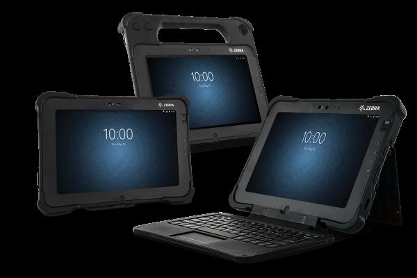 Zebra L20 series tablets