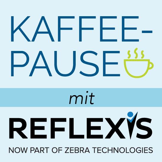 Kaffeepause mit Reflexis