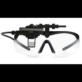Wyświetlacz HD4000 klasy korporacyjnej do mocowania na głowie