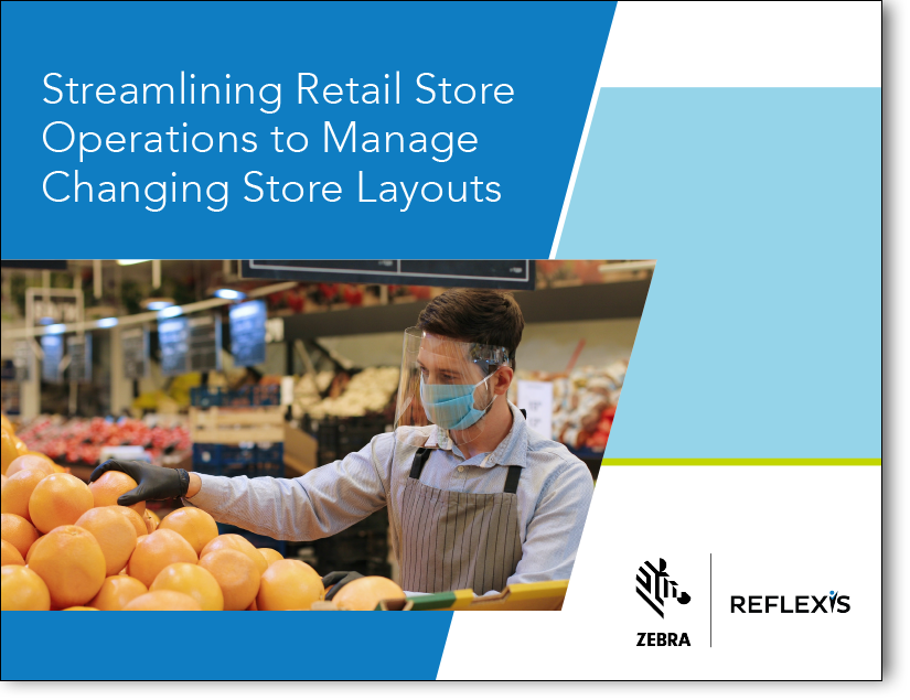 Streamlining Retail Store Operations to Manage Changing Store Layouts
