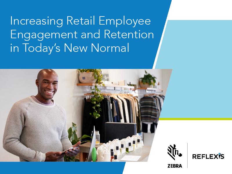 Increasing retail employee engagment white paper image