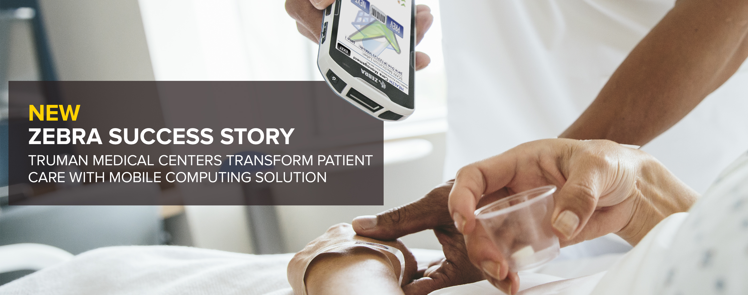 TRUMAN MEDICAL CENTERS TRANSFORM PATIENT CARE WITH MOBILE COMPUTING SOLUTION