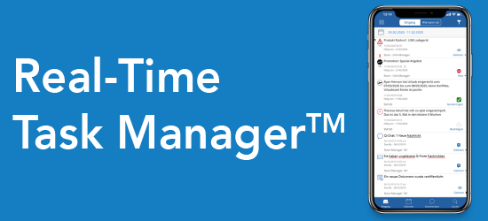 Reflexis Real-Time Task Manager