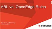 ABL vs OpenEdge Rules